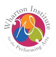 Wharton Insitute for the Performing Arts Logo